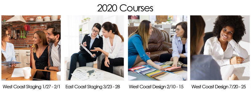 home staging and design courses in 2019