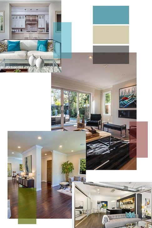 east coast home staging